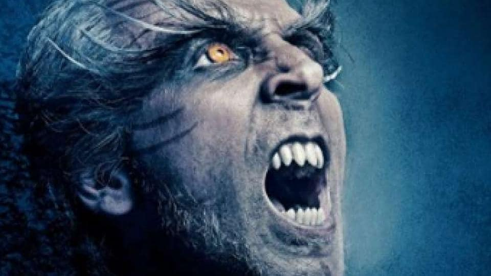 2.0 is among the most awaited Indian films this year. Akshay Kumar (above) plays the antagonist.