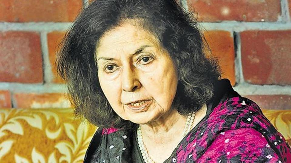 Nayantra Sahgal,Jaipur Literature Festival,JLF