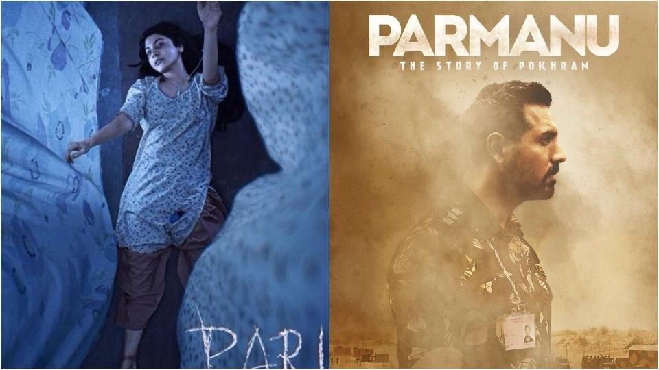 Both the Pari and Parmanu are releasing on March 2.