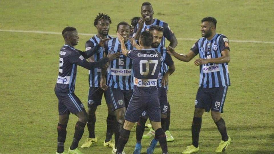 I-League,Minerva Punjab FC,NEROCA FC