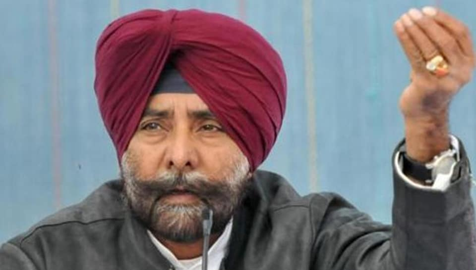 Jagmeet Singh Brar had earlier quit the Congress due to his differences with Punjab chief minister Amarinder Singh ahead of the last year state polls.