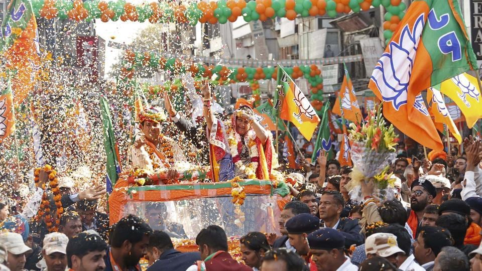 Rajasthan news,Ajmer by-election,BJP