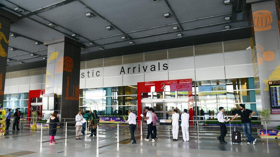 An audit by the customs department has revealed that there are nine exit points at T3 that were being used by the staffs to sneak out smuggled items.