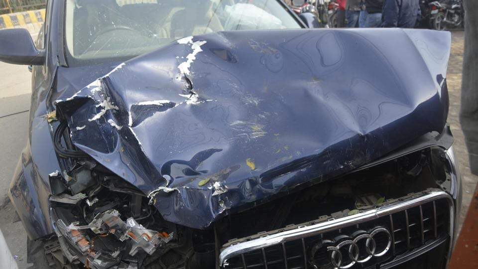 Ghaziabad Prime Accused In Audi Crash Case Gets Off Conspiracy - Prime audi