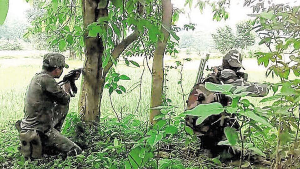Maoists,Telangana,Maoists attack in Telangana