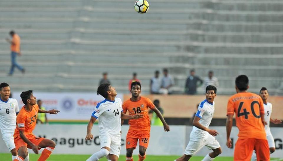 I-League,Indian Arrows,Chennai City FC