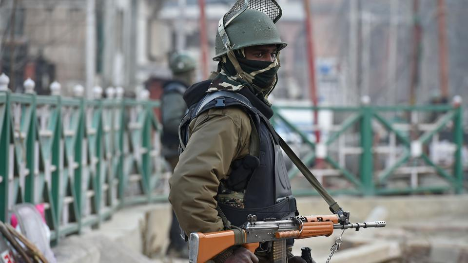Complete shutdown observed in IOK against Killing of two youth