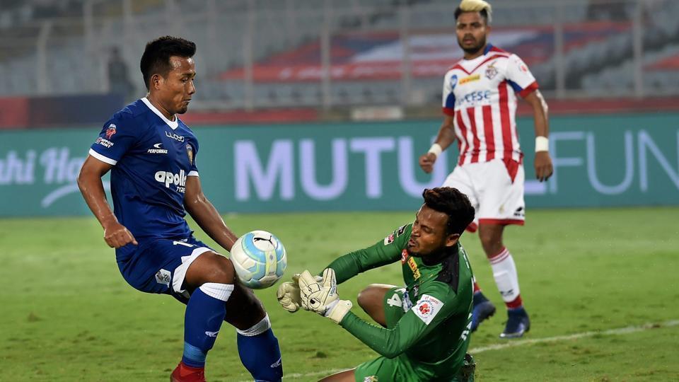 ISL 2018,ATK,Jamshedpur FC