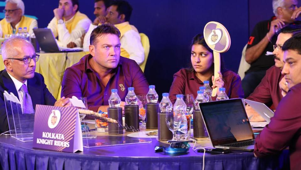 The first day of the Indian Premier League players' auction 2018 got off to a rollicking start with Kolkata Knight Riders spending big money on international players. (BCCI)