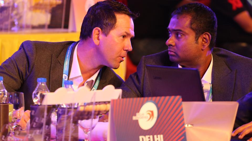 Ricky Ponting, who is associated with Delhi Daredevils, made some key decisions for the team at the auction. ( CCI)
