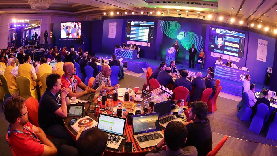 Indian Premier League,IPL auction 2018,IPL