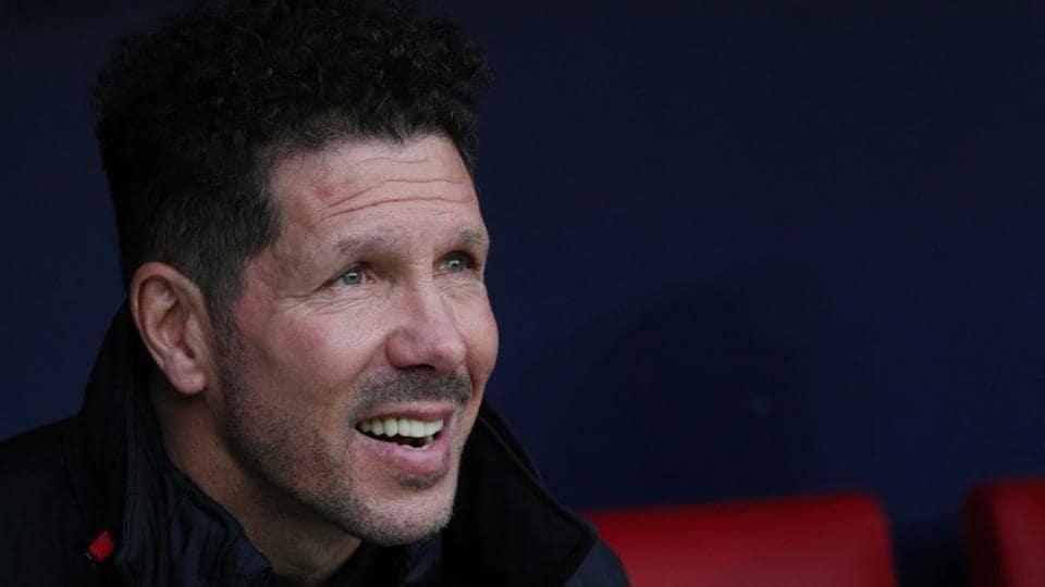 Atletico Madrid coach Diego Simeone has been suspended for three Copa del Rey games.