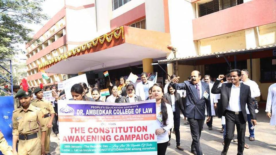Politically correct: Mumbai students raise awareness on Constitution