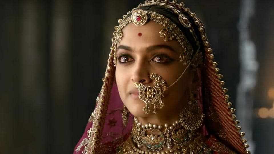 The first 80 minutes of the Deepika Padukone-starrer Padmaavat was streamed live on Facebook.