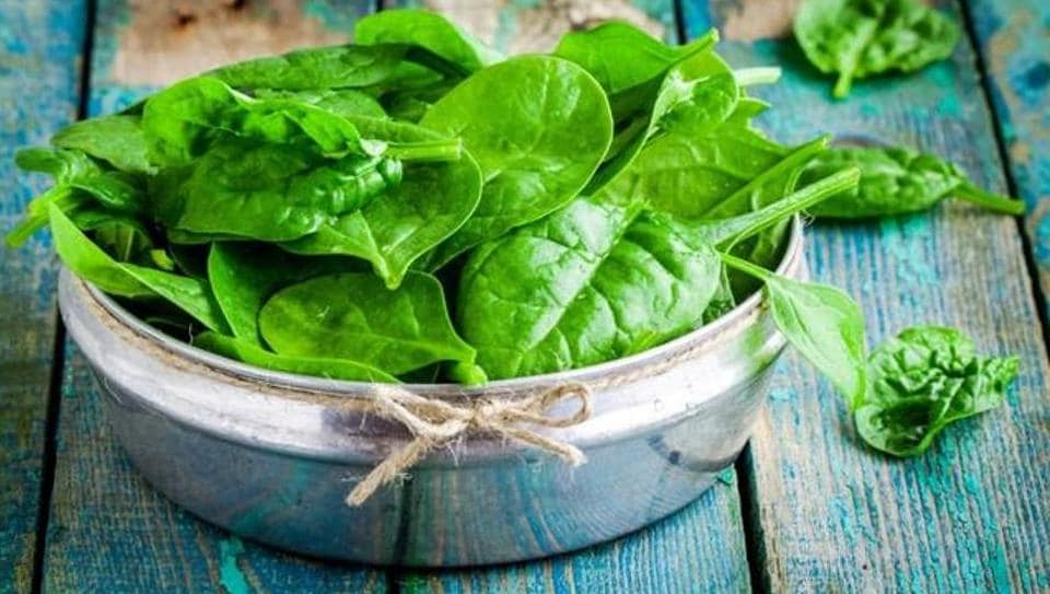 Reducing stress and increasing green leafy vegetable consumption may be a novel way to reduce the rates of brain bleeds.