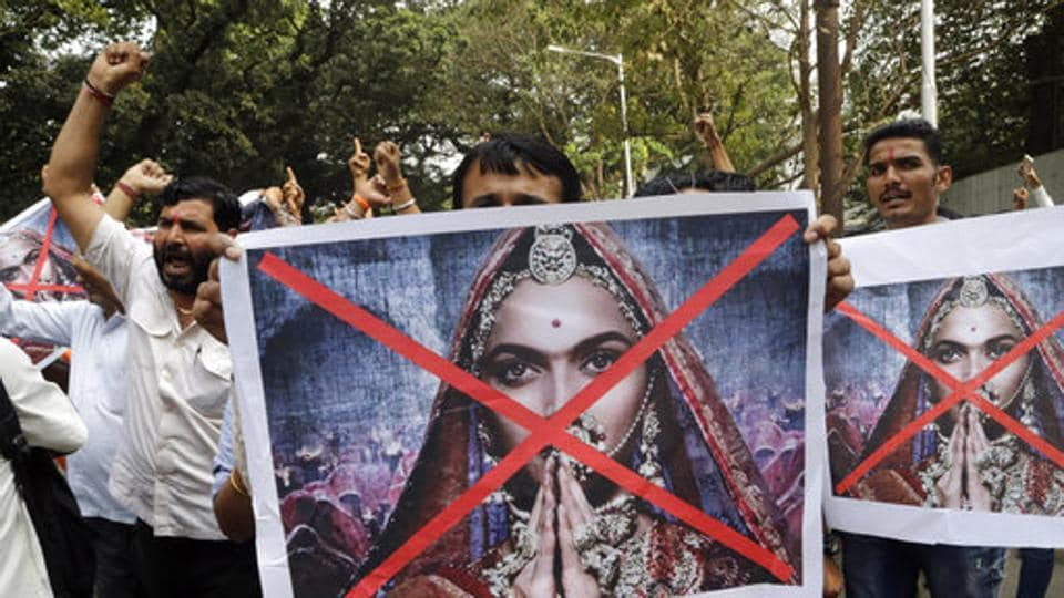 Sukhdev Singh Gogamedhi said the government of four states supported Rajputs in their protest against Padmaavat.