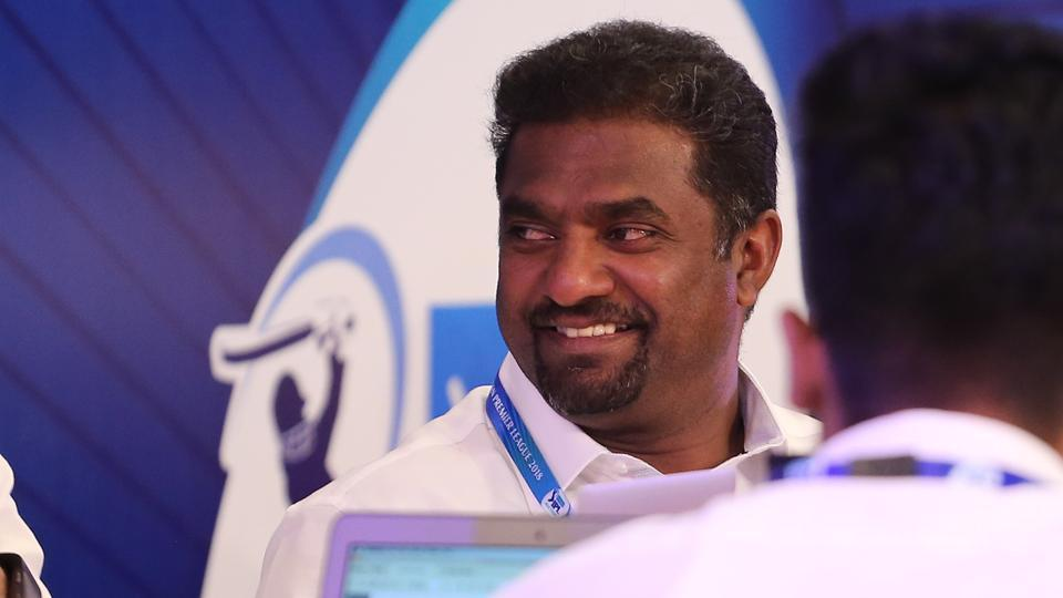 Muttiah Muralitharan will be looking forward to work with the likes of Rashid Khan, Mohammad Nabi and Bipul Sharma.  (BCCI )