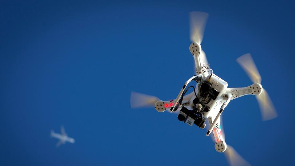 Drone,Home ministry,unidentified flying objects