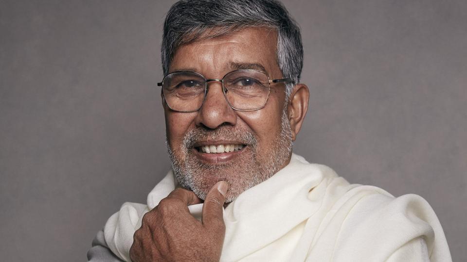 File photo of Kailash Satyarthi.
