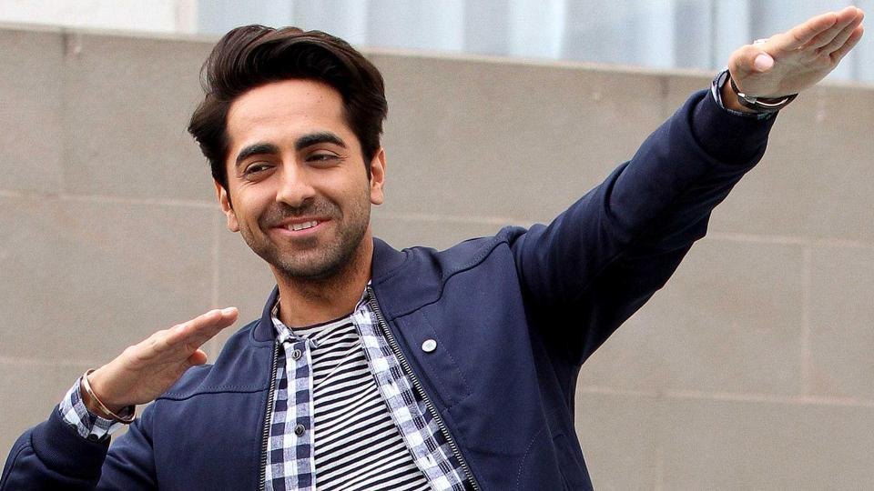 Actor Ayushmann Khurrana is currently shooting for his next film Shoot The Piano Player.