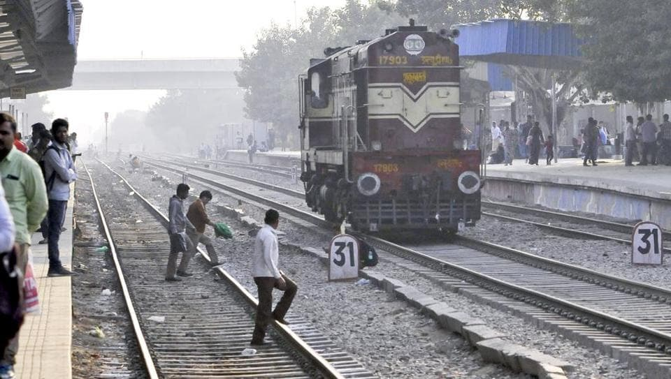 Last year, 19% of train mishaps took place at unmanned train crossings, a number the Railways is attempting to bring down with improvised tools and methods.