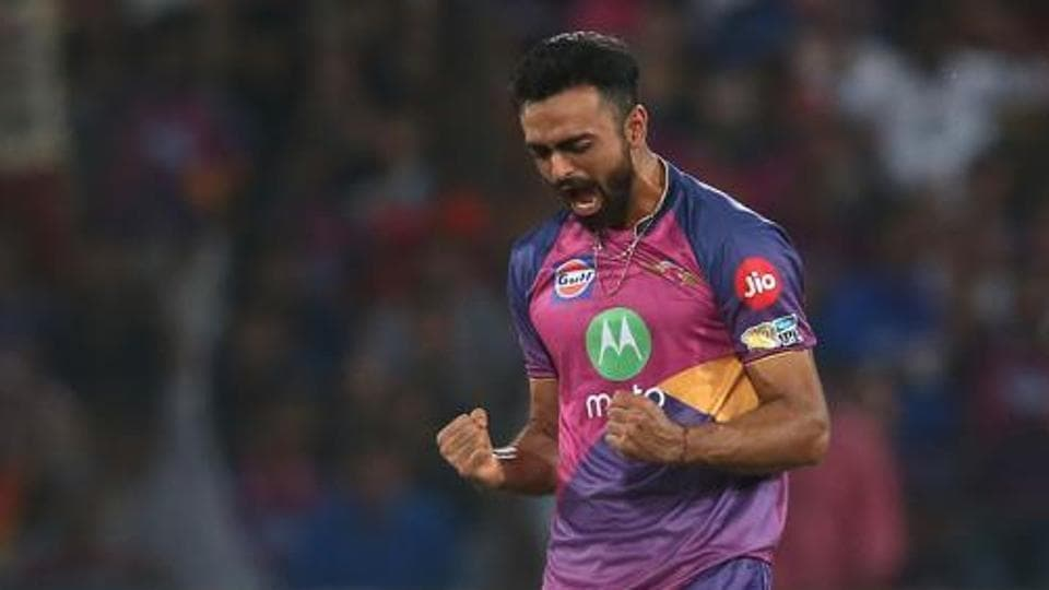 Jaydev Unadkat has been picked by Rajasthan Royals for Rs 11.5 crore.