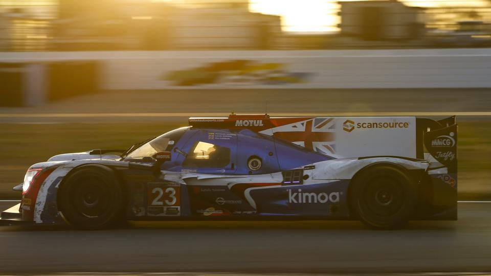 Fernando Alonso 'more prepared' after tough endurance debut at Daytona