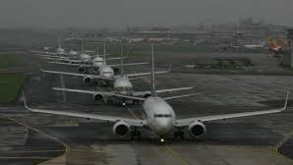 Mumbai airport does not have parallel runways, which restricts more traffic, thereby lowering the number of flight movements at the city airport.