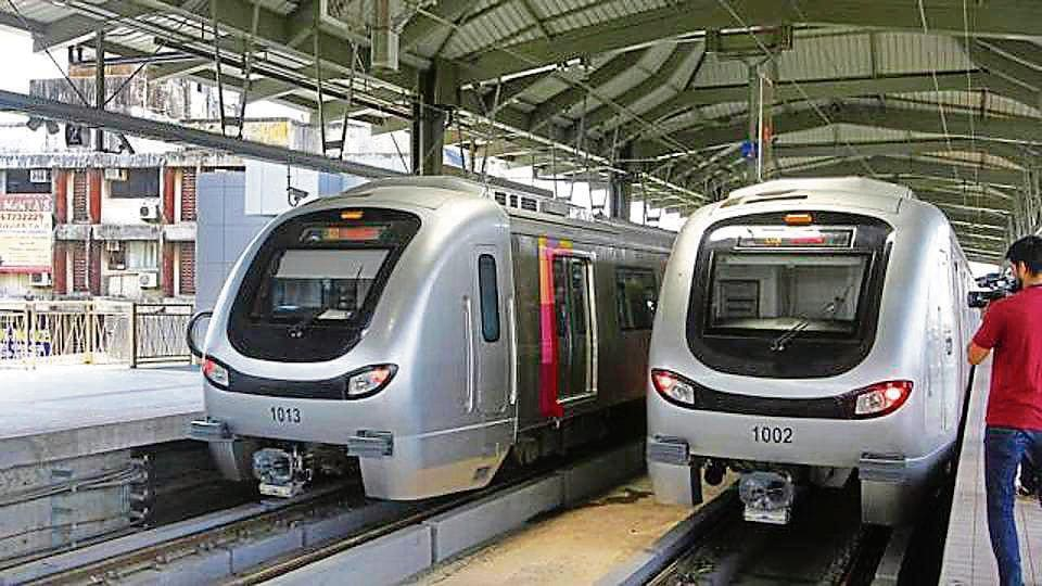 The 32-km-long Metro line in Mumbai is estimated to cost Rs 14,549 crore.