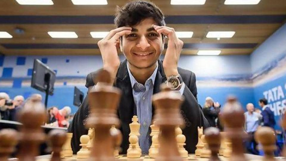 GM Vidit Gujrathi, With 2718 rating points, started as the top seed at the Tata Steel Challengers chess tournament, with him man challenges coming from Bassem Amin (2693) of Egypt, Michal Krasenkow (2671) of Poland and Anton Korobov (2654) of Ukraine.