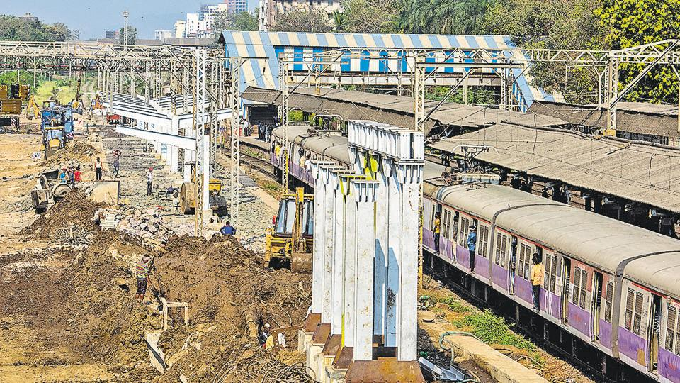 The FOB at Elphinstone Road costs the railways Rs12 crore.