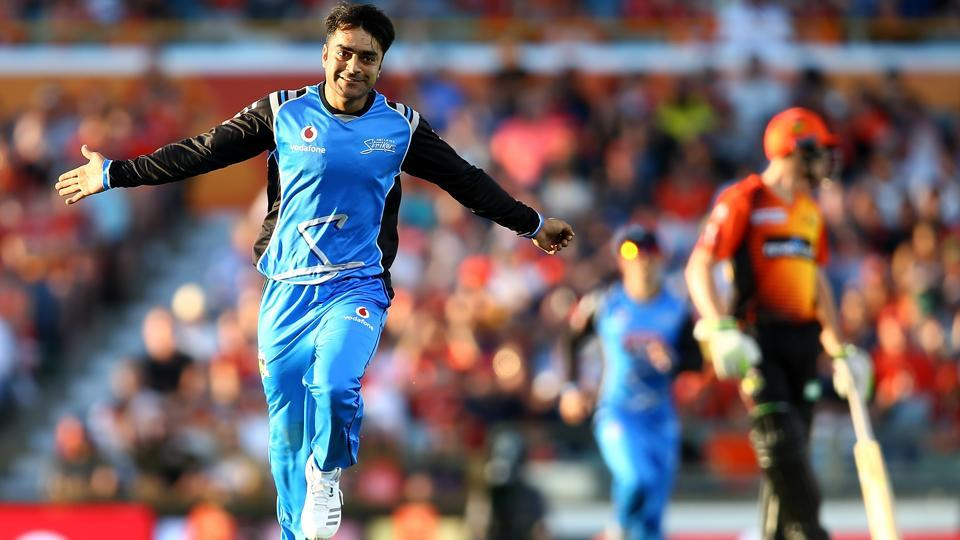 Rashid Khan will be treating his Adelaide Strikers team-mates to a meal out after Sunrisers Hyderabad paid a whopping Rs. 9 crore in the auction to retain his services.