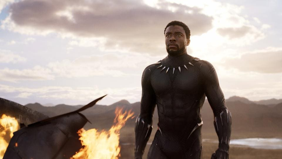 Black Panther first appeared in Captain America: Civil War.