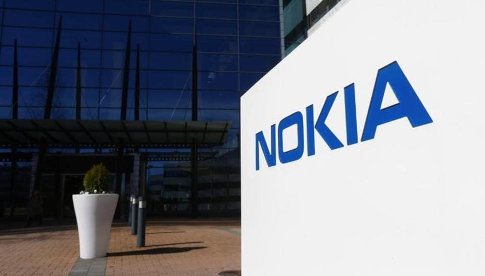 Nokia is the second largest maker of mobile network gear behind China's Huawei