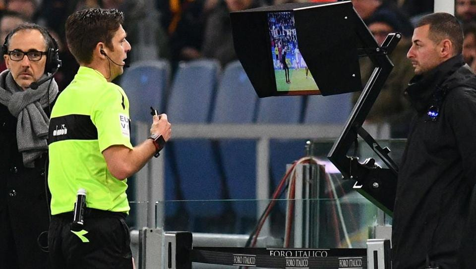 VAR has seemingly only adding to the confusion for Serie A referees rather than stopping it.