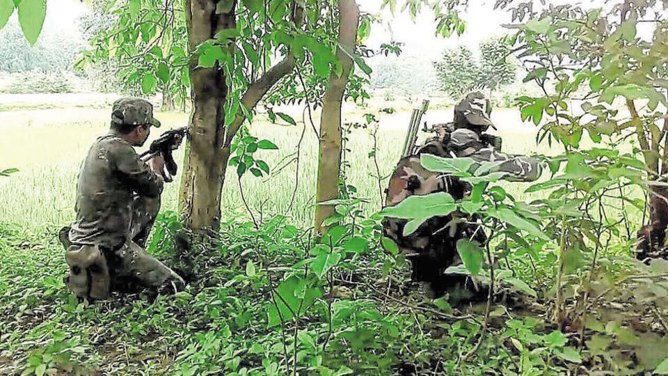 Telangana,Maoists,Telangana Police