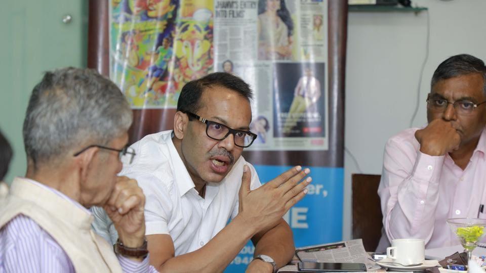 HT Round Table,Pune Bicycle Plan,Pune municipal commissioner Kunal Kumar