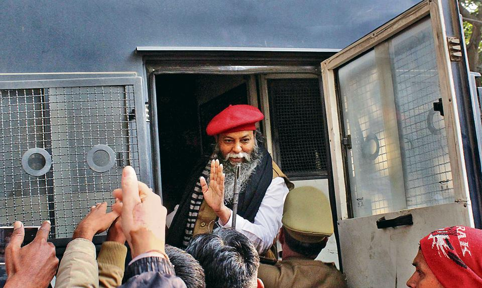 Formerly with the BJP, Suraj Pal Amu has been a vocal critic of the Sanjay Bhansali film Padmaavat.