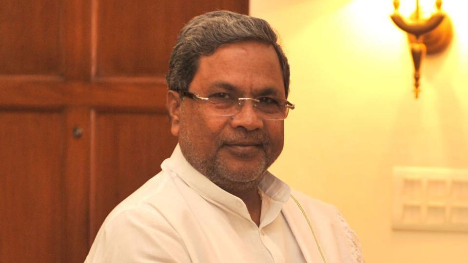 Siddaramaiah,Karnataka chief minister,Congress