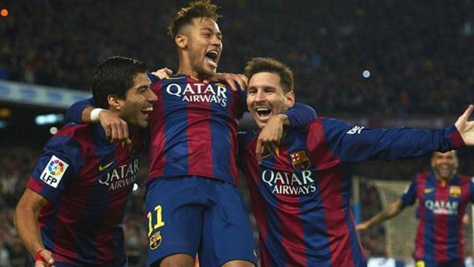 3ca32c29ff3 Neymar left Barcelona to step out of Lionel Messi's shadow: Dani ...