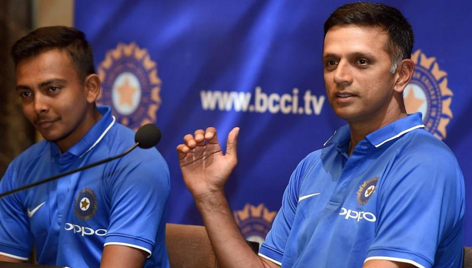 "Indian U-19 cricket team coach Rahul Dravid is excited about ""the fact that, irrespective of the results, we get our Under-19 boys to understand what it's like to play an India- Pakistan game""."