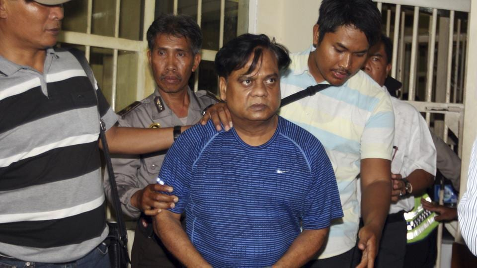 Chhota Rajan,Rajendra Nikhalje,Underworld gangster