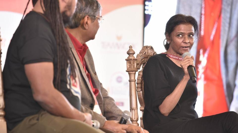 """You cannot legislate against untouchability. You will have to attack the material reasons of caste. You cannot work within the current political form and eradicate caste, it won't work,"" says Gidla."