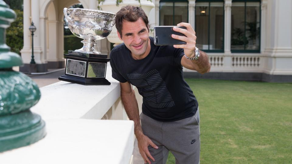 The victory on Sunday earned the Swiss maestro his 20th Grand Slam men's singles title, more than any other player. The next in line is Spaniard Rafael Nadal who has 16. (AFP)