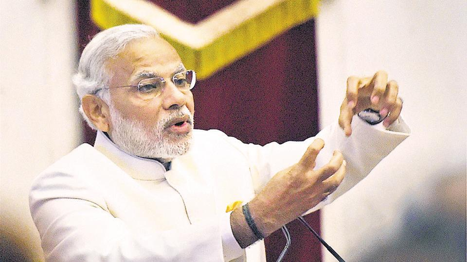 "Prime Minister Narendra Modi has often said that the NDA government promotes ""competitive cooperative federalism"" without discriminating between states on the basis of the party in power."