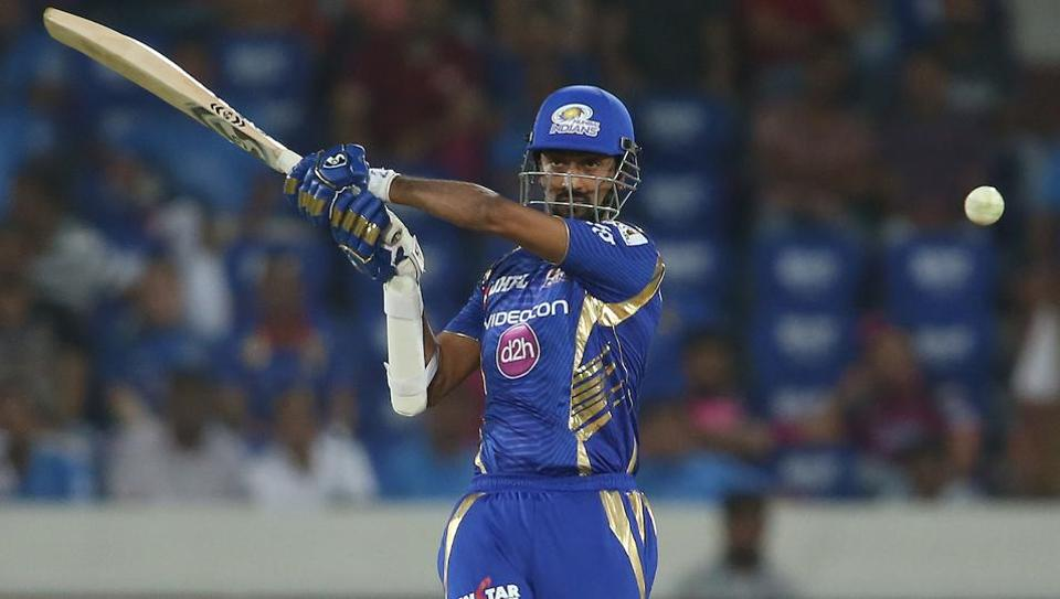Krunal Pandya was one of the stars of Mumbai Indians' title win in the 2017 edition of the Indian Premier League.