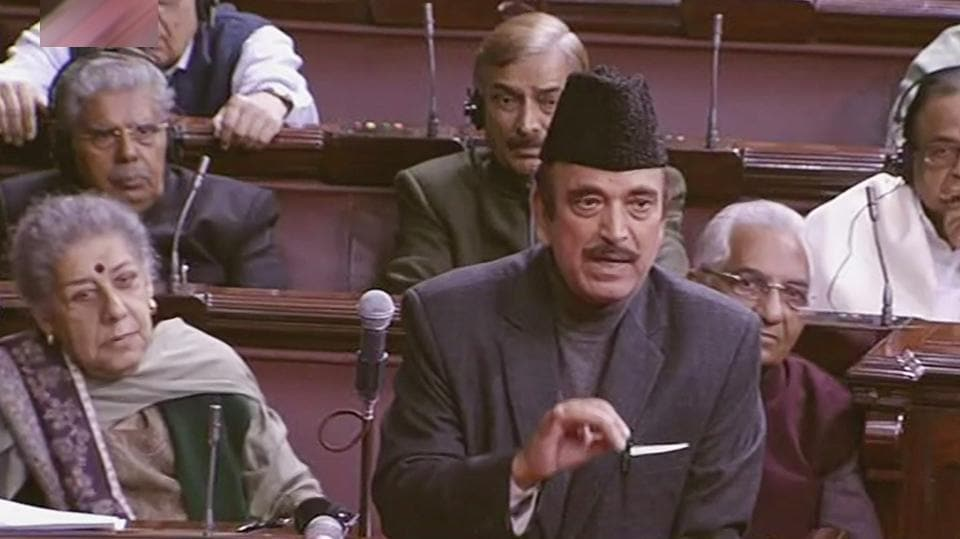 Outstanding Parliamentarian Award,Ghulam Nabi Azad,Congress leader