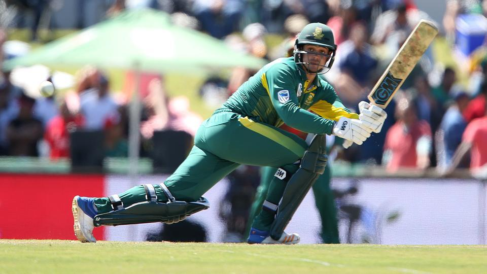 Despite his recent poor run, the South African cricket team still trusts Quinton De Kock at the top  because the team considers him an X-factor in limited-over series.