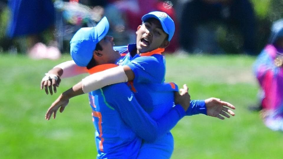 India vs Pakistan,Live cricket score,ICC Under-19 World Cup 2018