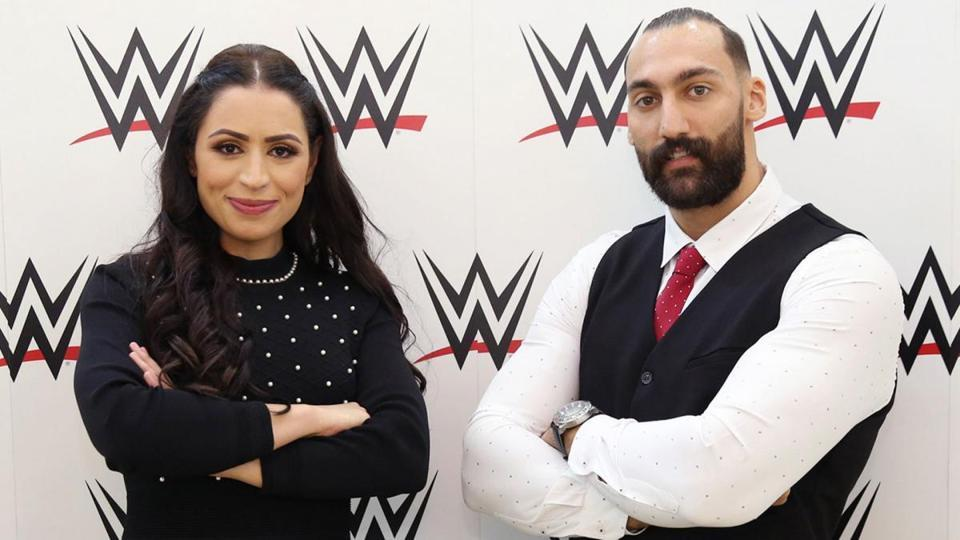 Shadia Bseiso,World Wrestling Entertainment,WWE